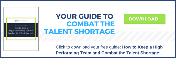 How to Combat the Talent Shortage