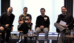 HR Tech Panelists